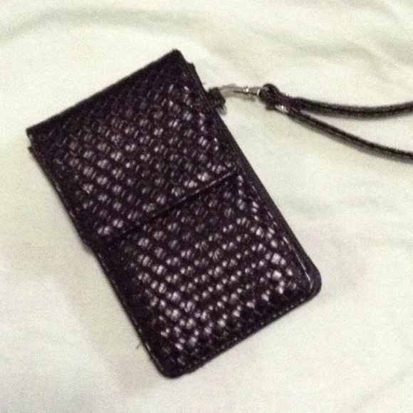 Accessories - Phone wristlet wallet